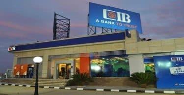 رقم خدمة عملاء بنك CIB مكتوب