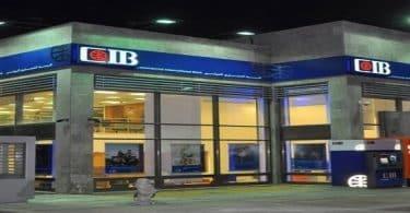 فروع وعناوين بنك cib في جميع محافظات مصر