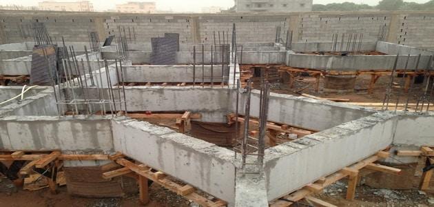 ماهي الميدة في البناء