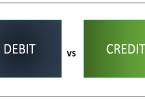 ما الفرق بين debit و credit في المحاسبة