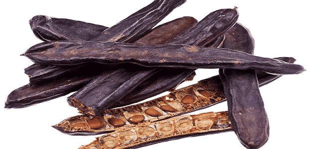 ما هي فوائد أكل الخروب الناشف