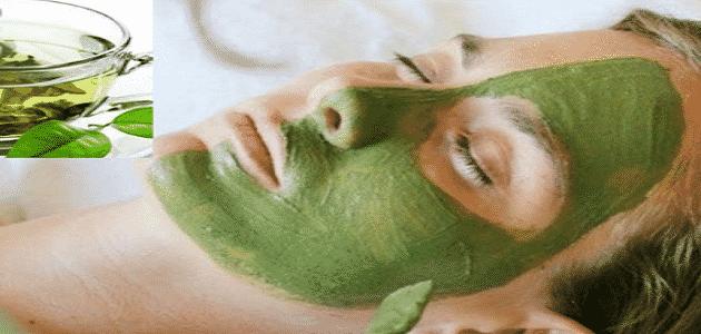 ما هي فوائد الشاي الأخضر للبشرة