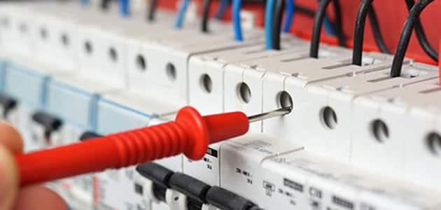 معلومات عن اعمال الكهرباء فى المبانى