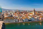 معلومات عن اكبر مدينة من حيث السكان في سويسرا