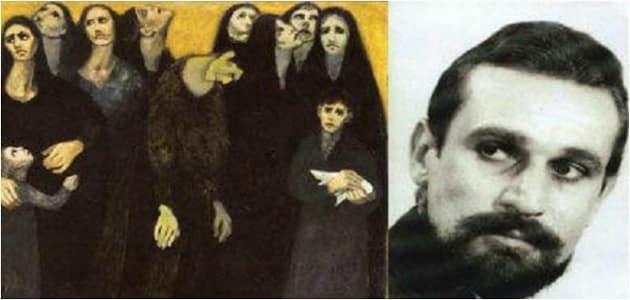 معلومات عن الفنان لؤي كيالي