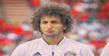معلومات عن اللاعب عمرو وردة