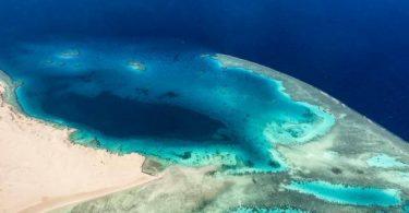 معلومات عن جزر البحر الأحمر