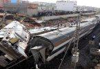 معلومات عن حادث قطار محطة مصر