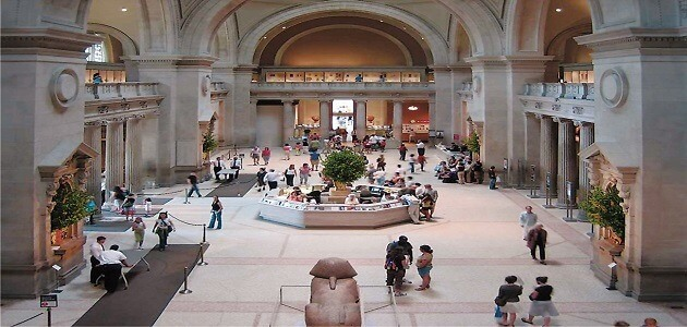 معلومات عن متحف المتروبوليتان