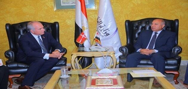 معلومات عن وزير النقل المصري الجديد
