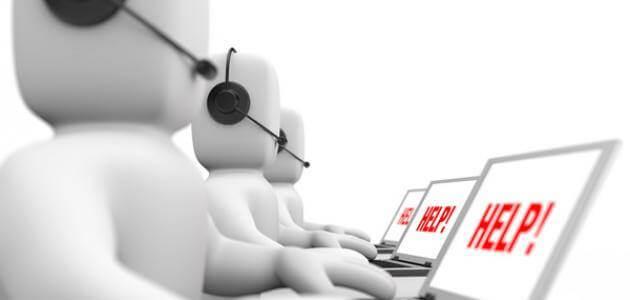 معلومات عن وظيفة خدمة العملاء بالعربي
