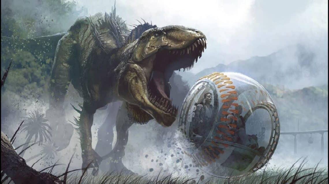 معلومات مخيفة عن الديناصور