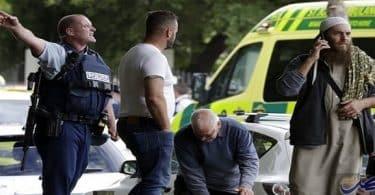 موضوع عن حادث نيوزيلندا الارهابي