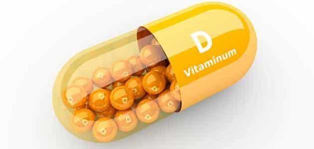 أعراض نقص فيتامين د النفسية عند الرجال