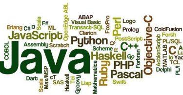 أفضل أنواع لغات البرمجة الحديثة