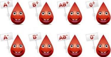 أنواع فصائل الدم بالتفصيل