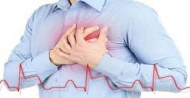 اعراض الذبحة الصدرية والجلطة الكاذبة