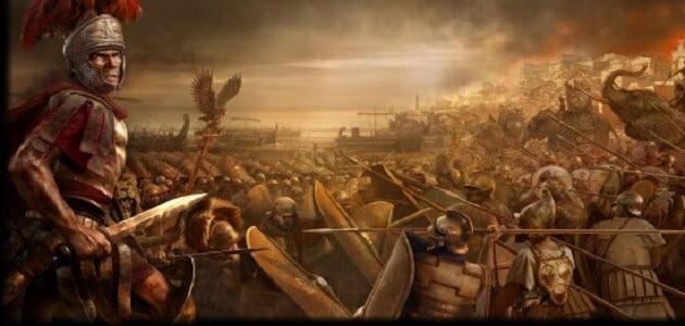 بحث عن مصر تحت حكم الرومان القديم
