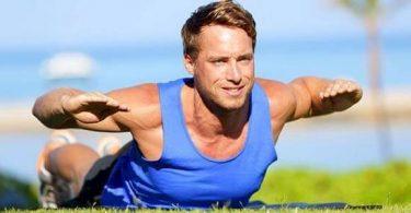 تمارين لتقوية عضلات الظهر في البيت