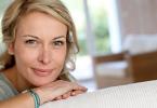 صحة المرأة في سن الأربعين
