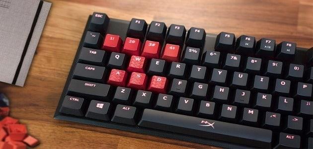 طريقة تشكيل الحروف العربية على لوحة المفاتيح