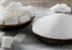 معلومات عن بدائل السكر