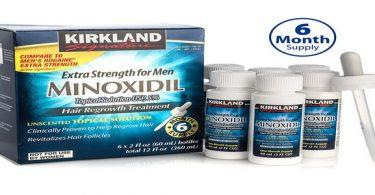 هل المينوكسيديل عقار فعال لعلاج تساقط الشعر ؟