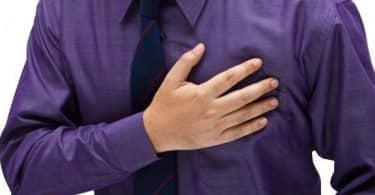اسباب وجود نغزات بالصدر