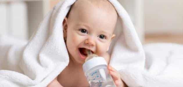 اضرار ماء غريب للاطفال