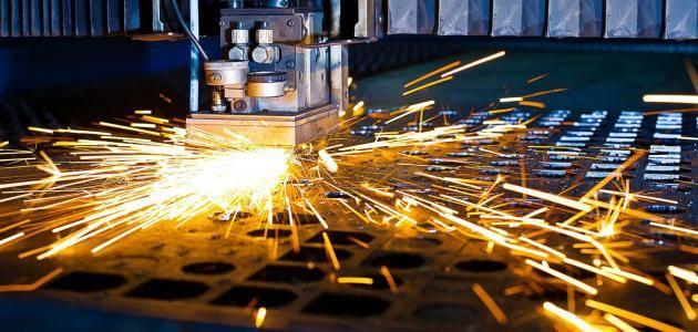 الصناعات التحويلية وانواعها
