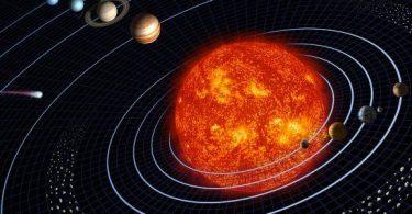 المسافة بين الارض والشمس بالتفصيل