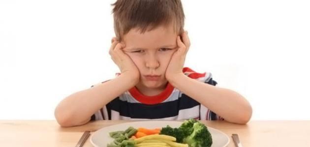 بحث عن مظاهر سوء التغذية مع المراجع