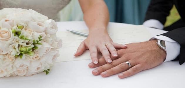 حكم الزواج العرفي للمطلقة بدون ولي