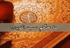 سب الدين وكفارته
