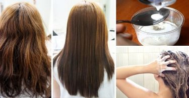 طريقة فرد الشعر بالنشا بالتفصيل