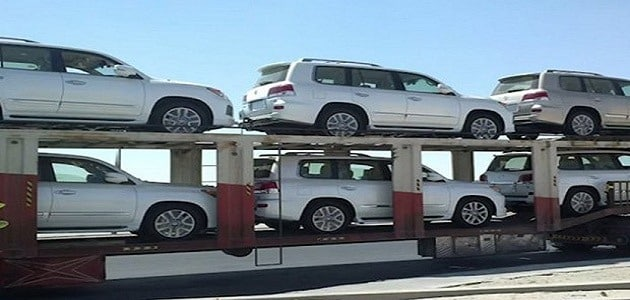 كم تكلفة شحن سيارة من ألمانيا إلى مصر؟