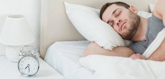 معلومات صحية عن النوم الصحي