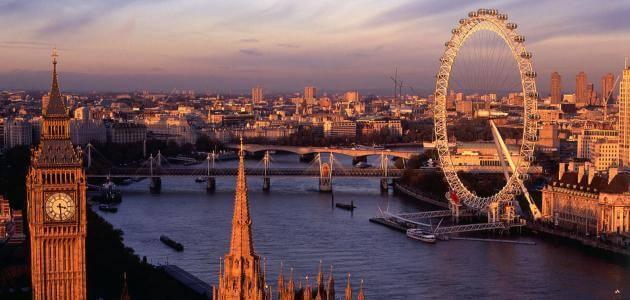 معلومات عامة عن بريطانيا العظمى