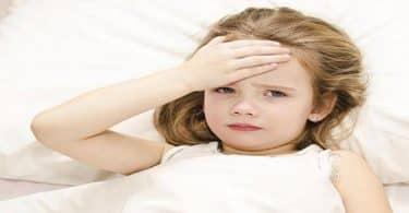 معلومات عن علاج السخونة عند الأطفال