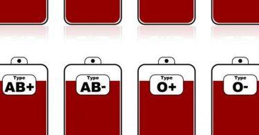 معلومات عن فصيلة الدم O+