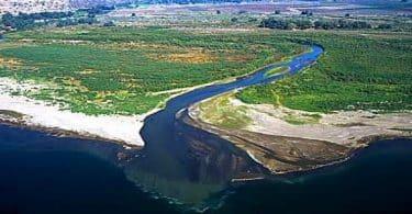 معلومات عن نهر الاردن