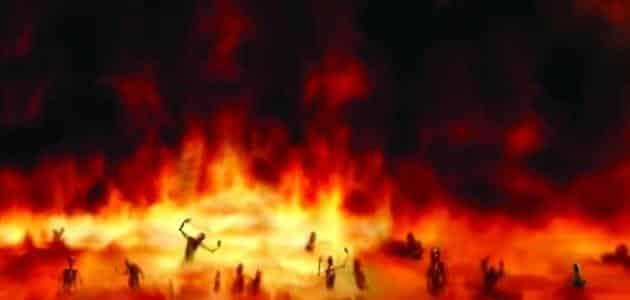 معلومات مرعبة عن طعام اهل النار