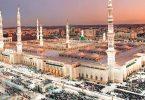 موضوع تعبير عن المسجد النبوي