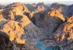 موضوع تعبير عن جبل الطور