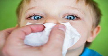 الوقاية من الزكام عند الاطفال