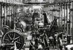 أين بدأت الثورة الصناعية في أوروبا