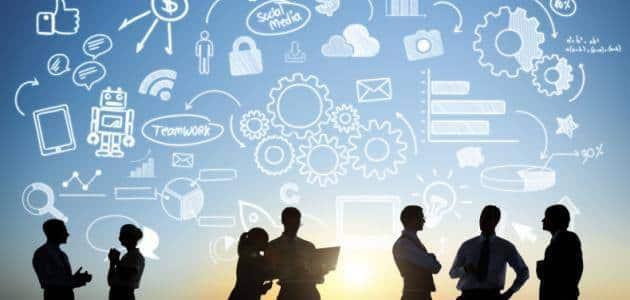 بحث حول عناصر إدارة المعرفة
