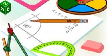 بحث رياضيات اولي ثانوي مقررات