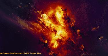 بحث عن مراحل نشأة الكون