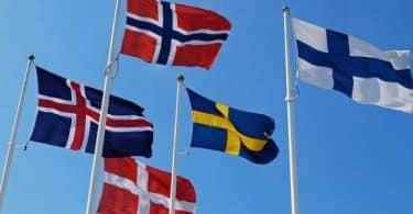 بحث كامل عن الدول الاسكندنافية